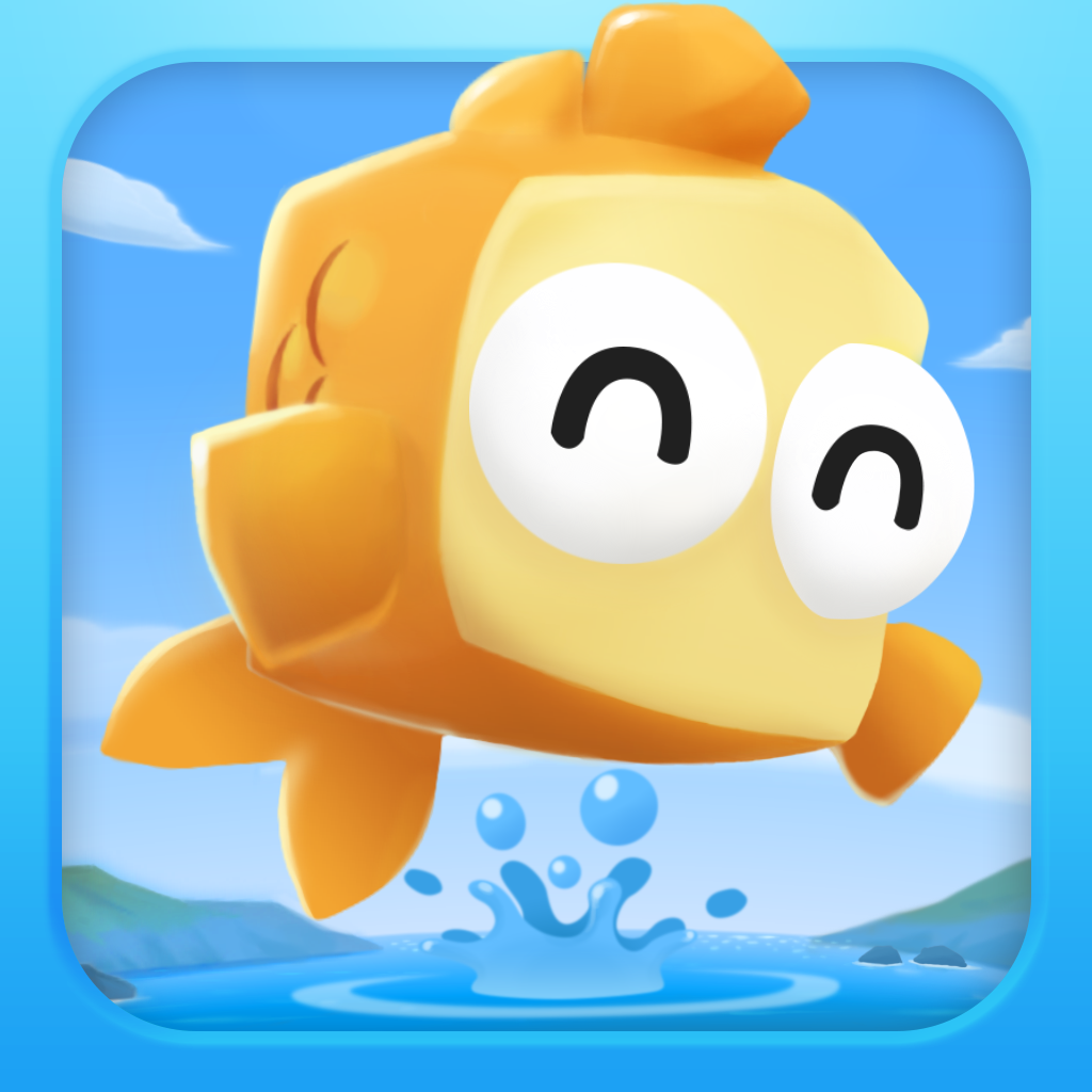 Fish Out Of Water! iOS